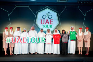 UAE Tour Inaugural Edition – Route, Jerseys, Teams and Riders announced