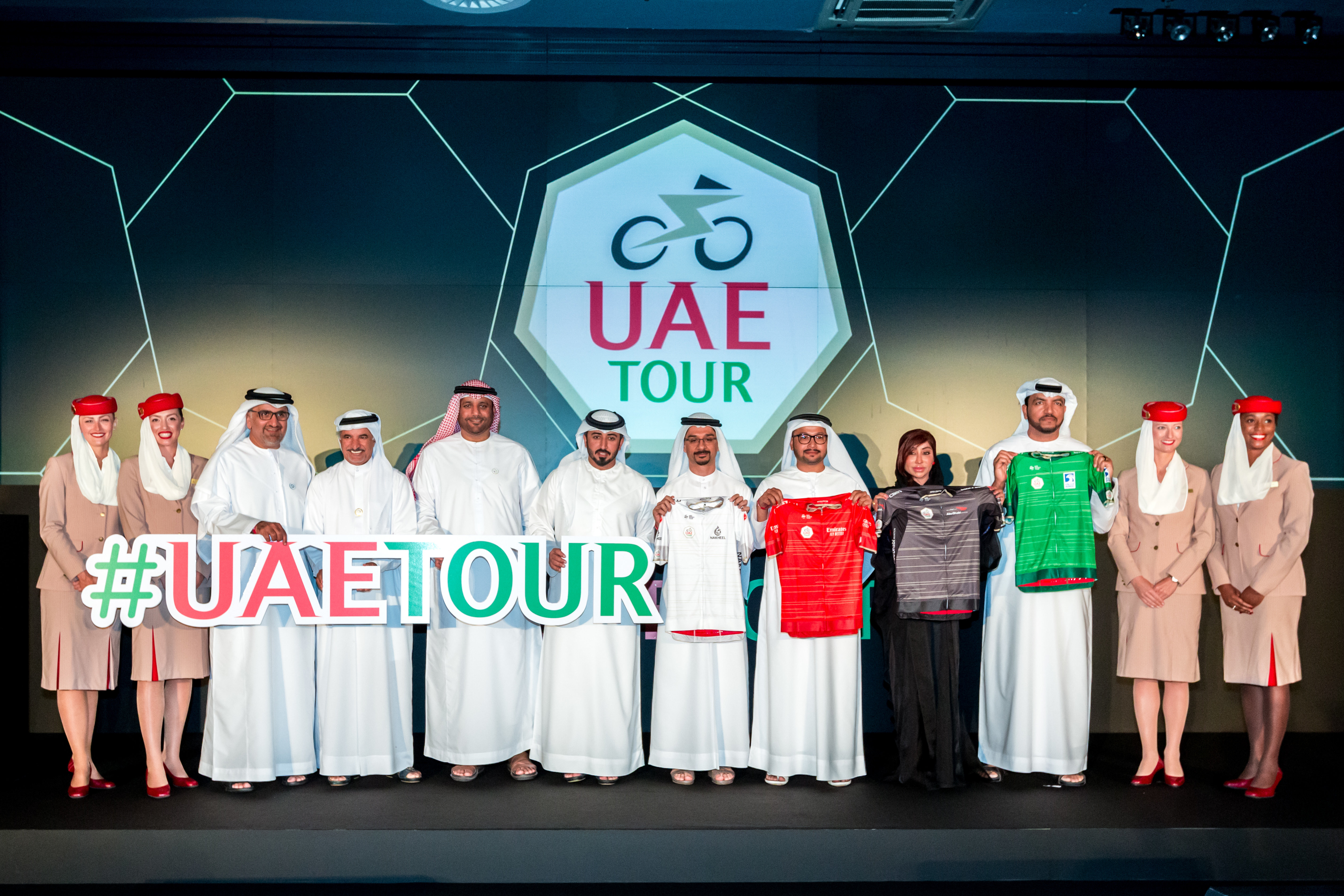 The UAE Tour Inaugural edition – Route, Jerseys, Teams and Riders announced