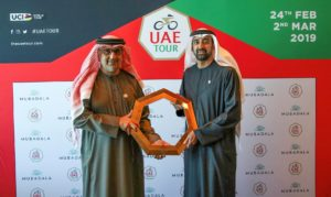 Mubadala Partners with the 2019 UAE Tour