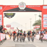 Elia Viviani wins Stage 5 – Primoz Roglic retains the Red Jersey