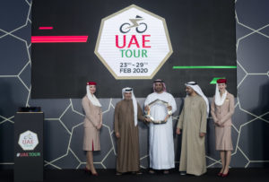 2020 UAE Tour – Route, Jerseys and Sponsors announced