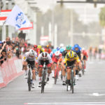 Dylan Groenewegen wins royal sprint – Adam Yates in the lead before second ascent to Jebel Hafeet
