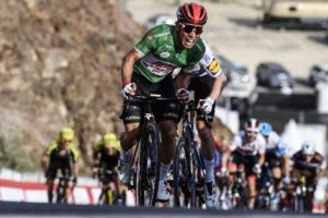Caleb Ewan doubles up at Hatta Dam – Australian sprinter takes the lead in the UAE Tour