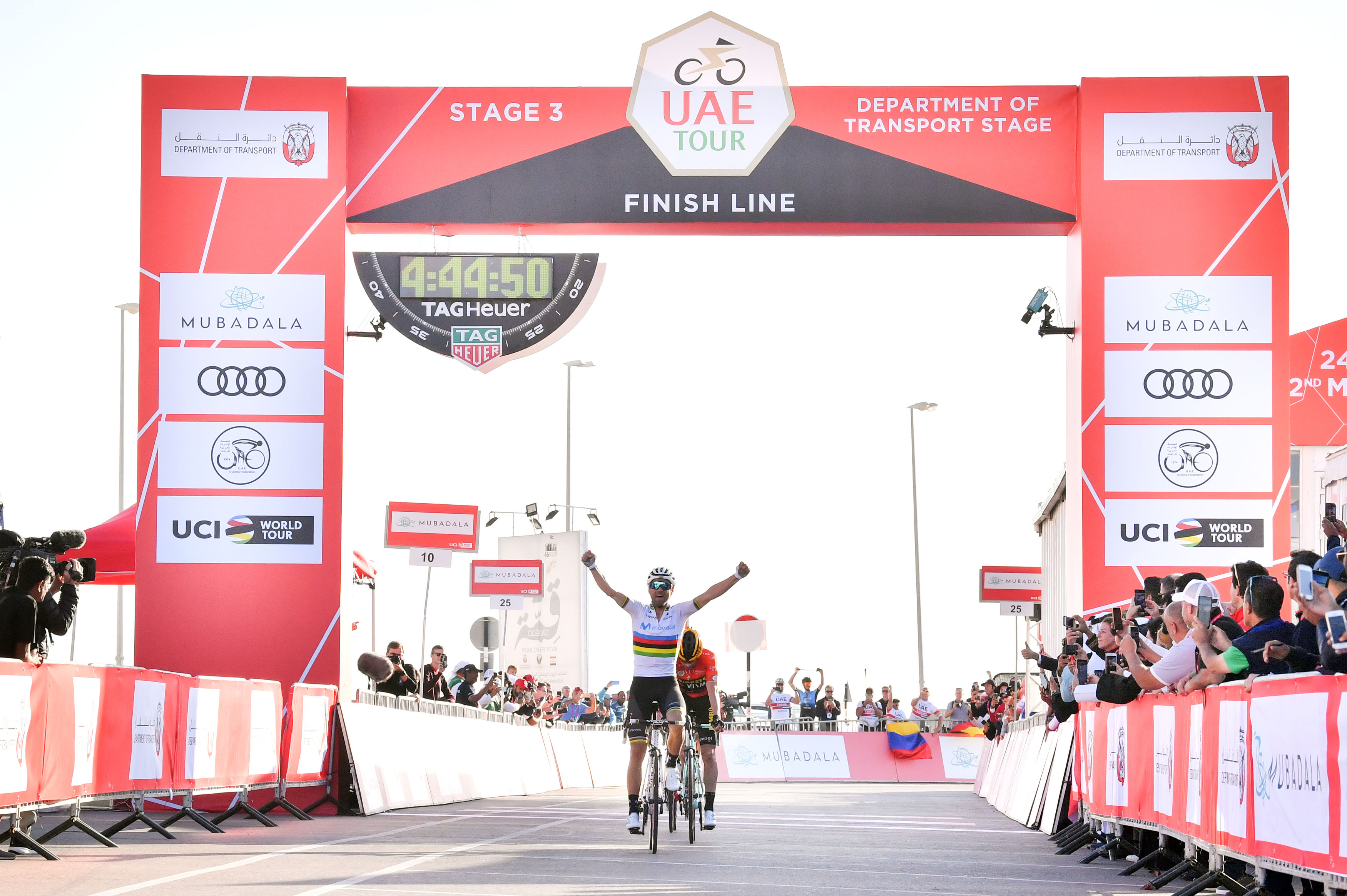 Understanding the UAE Tour: Climbing Challenges and the GC Competition -  THE UAE TOUR
