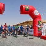 Good Morning from Stage 3 – the Strata Stage – of the UAE Tour