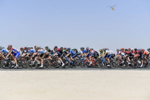 UAE Tour TV coverage: where to watch the race