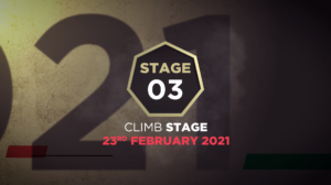 2021 – Stage 3