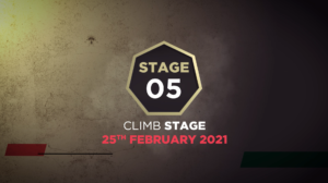 2021 – Stage 5